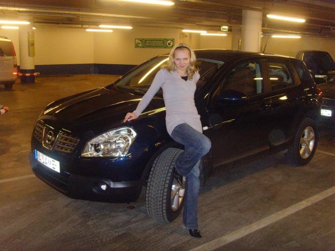 Nissan Qashqai , 2008