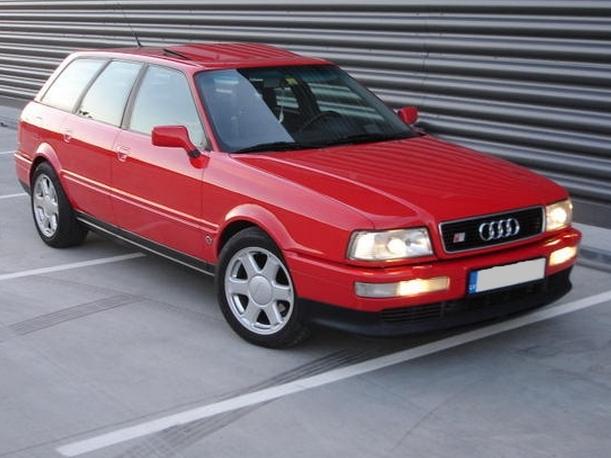 Autobildes.lv :: Audi S2, 1995