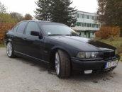 BMW 325 smukulitis, 1991