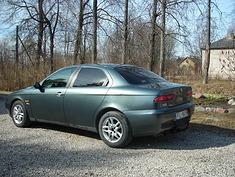 Alfa Romeo 156 1.9jtd, 1999