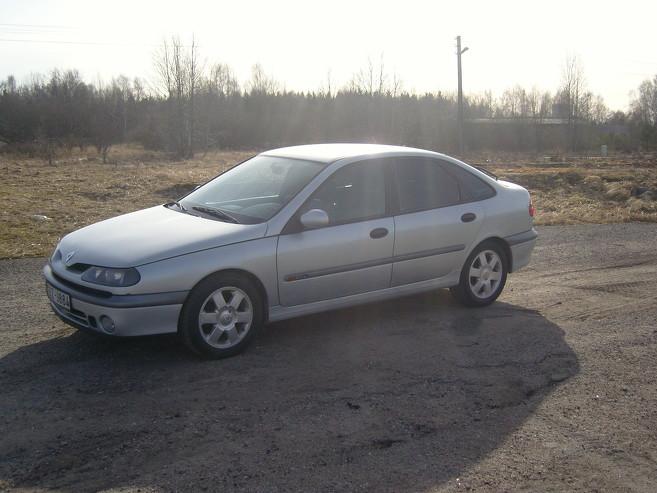 Renault Laguna , 2000