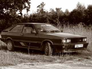 Audi Coupe 5S, 1982