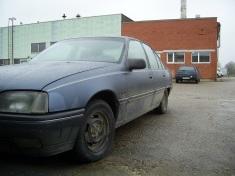 Opel Omega td, 1987