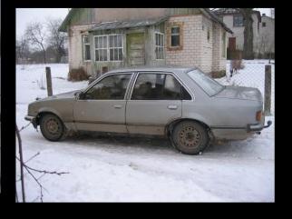 Opel  , 1981