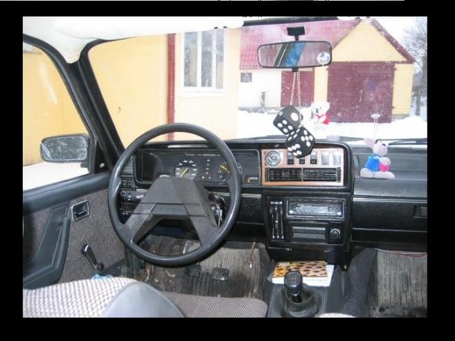 Opel Rekord , 1981