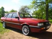 Audi 90 quattro, 1985