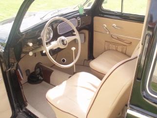 VW Black Mama 55 , 1955
