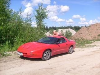 Pontiac Formula , 1994