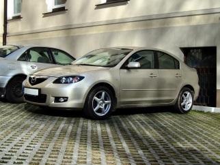 Mazda 3 Touring, 2006