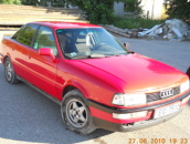 Audi 80 type89 1.8, 1989
