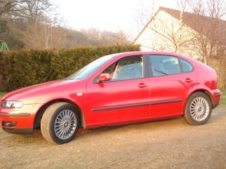 Seat SPORT TURBO 6 atrumi , 2002