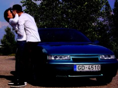 Opel Calibra , 1995