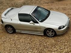 Honda CRX delSol-sudraba lode, 1994