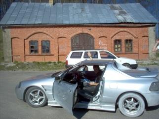 Honda delSol-sudraba lode , 1994