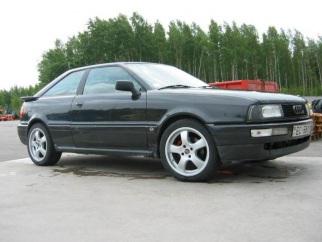 Audi coupe , 1991
