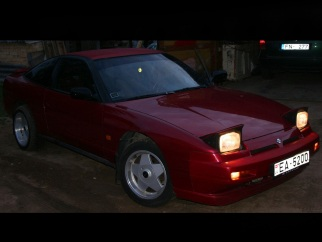 Nissan 200 SX 1.8 Turbo, 1989