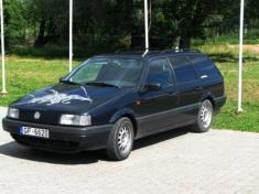 VW Passat Variant GL VR6, 1991