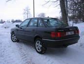 Audi 90 Sport, 1988