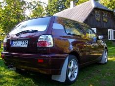 VW Golf 3, 1992