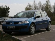 Renault Megane II 1.6 16v, 2004