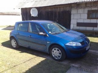 Renault II 1.6 16v , 2004