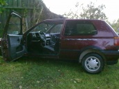 VW Golf 3, 1993