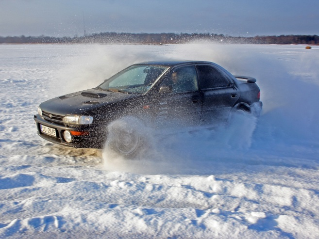 Subaru Impreza , 1994