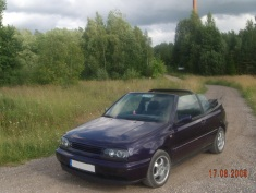 VW Golf Dzīves stila auto, 1995