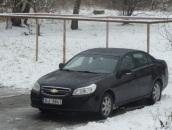 Chevrolet Epica kaškis, 2007