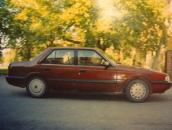 Mazda 626 Mazā, 1985