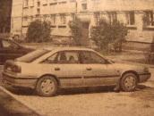 Mazda 626 Mazdaa, 1988