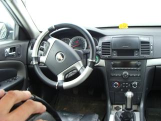 Chevrolet kaškis , 2007