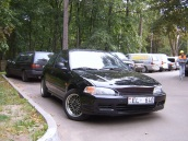 Honda Civic Hetčbeks, 1992