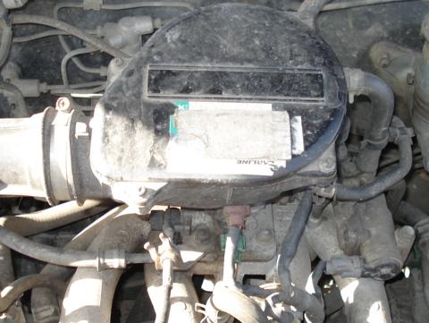 Honda Civic Hetčbeks, Ieplūdes kolektora maiņa