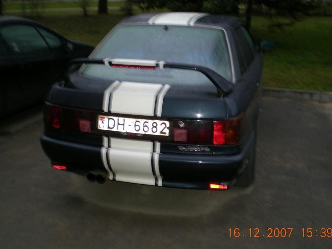 Audi QUATTRO , 1984