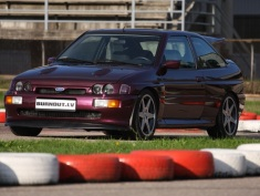 Ford Escort RS Cosworth, 1995