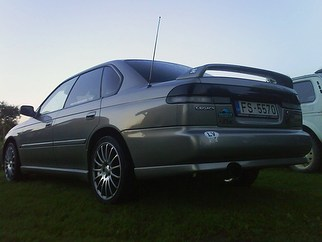 Subaru brabus , 1998