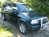 Suzuki Grand Vitara bezceļnieks, 2002