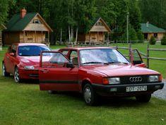 Audi 80 Laimiņš, 1986