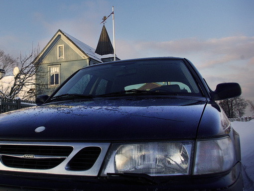 SAAB 9-3 SE 2.2 TiD Mr.Humphrey, 2000