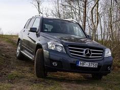 Mercedes-Benz GLK 280 , 2008