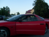 Pontiac Firebird ugunsputns, 1993