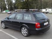 Audi S4 - zvērs, 2001
