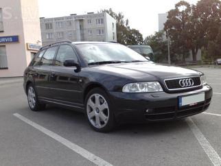 Audi - zvērs , 2001