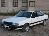 Audi 100 S line, 1985