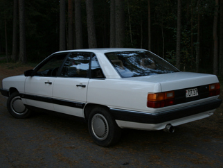 Audi S line , 1985