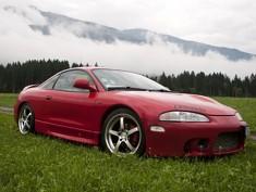 Mitsubishi Eclipse , 1998