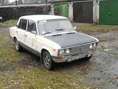 VAZ 2106 Žiķis, 1986