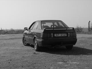 Audi Audžis , 1986