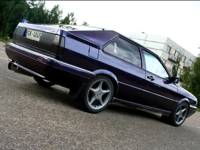 Audi Coupe , 1985